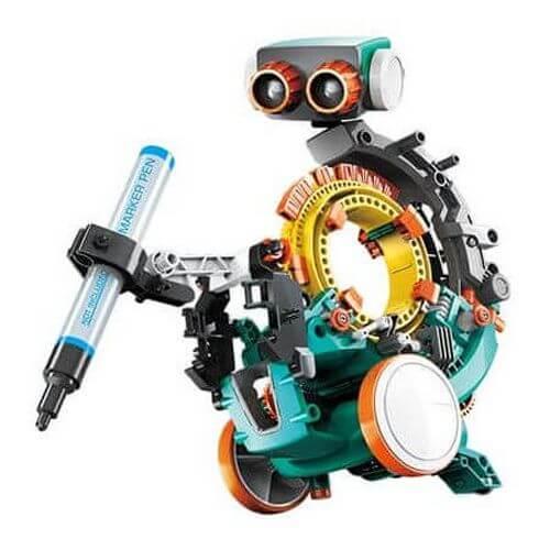 5-in-1 Mechanical Coding Robot Kit