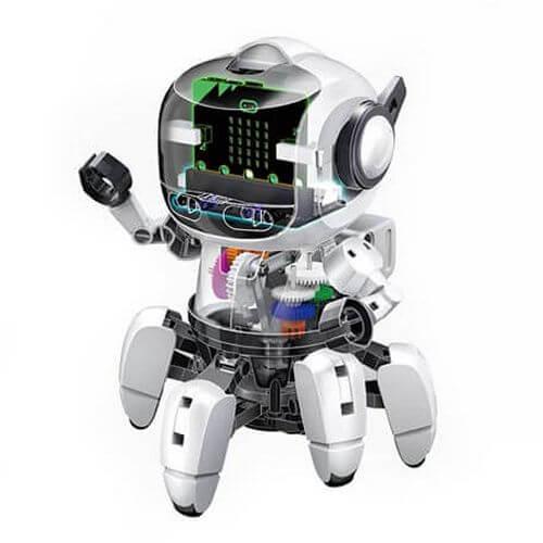 Tobbie II Micro:Bit Robot Kit