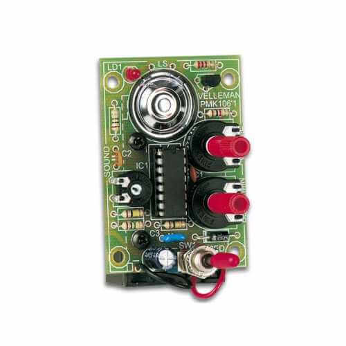 Metronome Electronic Kit
