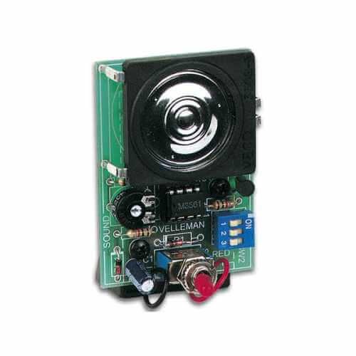 Siren Sound Generator Electronic Kit