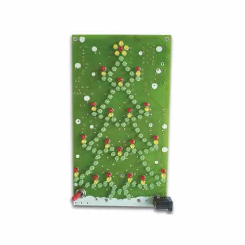 Velleman MK117 - Deluxe Xmas Tree Electronic Kit