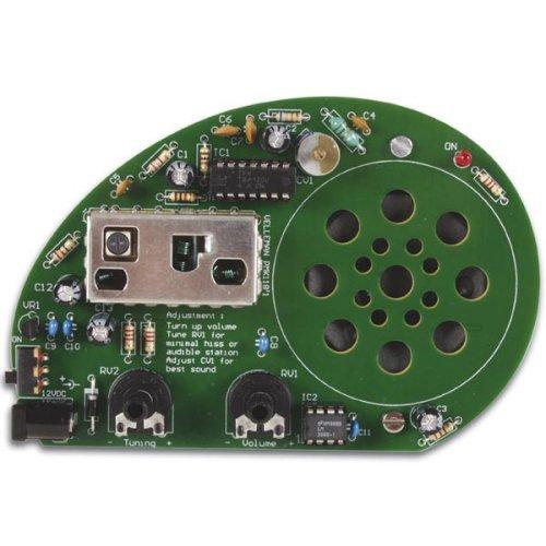 FM Radio Electronic Kit