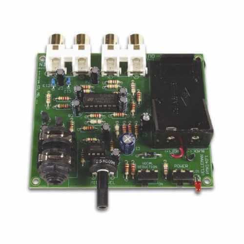 Karaoke Electronic Kit