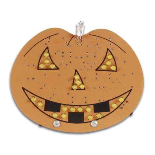 Velleman MK145 - Halloween Pumpkin Electronic Kit