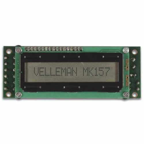 LCD Mini Message Board Electronic Kit