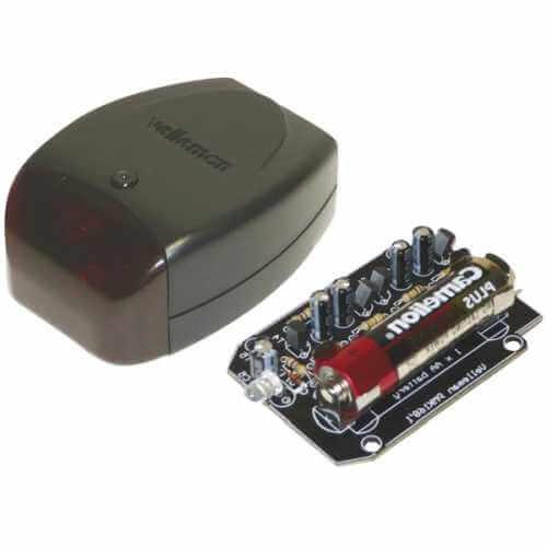 Alarm Sensor Simulator Electronic Kit