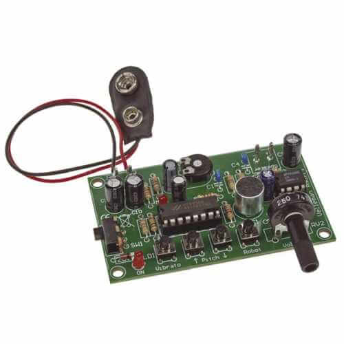 Voice Changer Electronic Kit