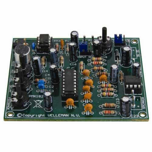 Velleman MK182 - Digital Echo Chamber Electronic Kit