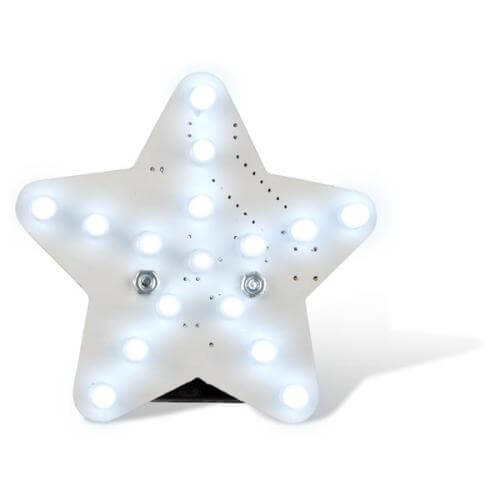 Animated Starlight White LED MiniKkit