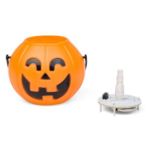 Halloween Jack-O-Lantern Electronic Kit