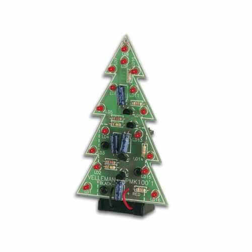 Velleman MMK100 - ASSEMBLED Electronic Christmas Tree Module