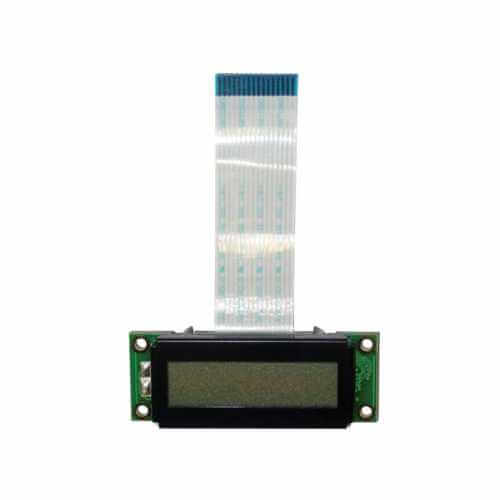 LCD 16x2 STN Grey Positive Transflective WHITE Backlight