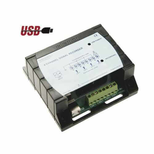 4-Channel PC Data Recorder/Logger Module