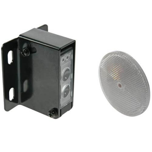 10m Photoelectric Beam Sensor, Retro-Reflection