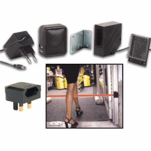 Mini Infrared Security System