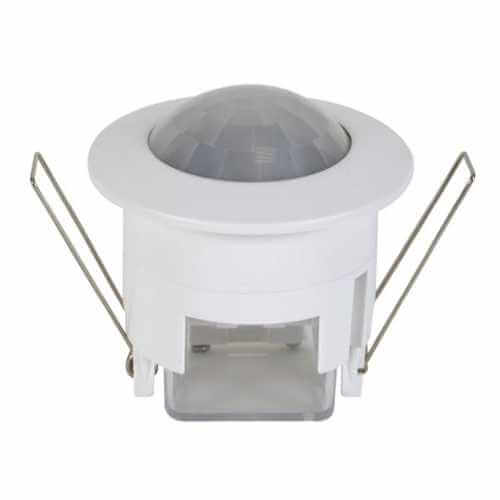 PIR41 - 240Vac PIR Motion Detector 45mmØ - Build In