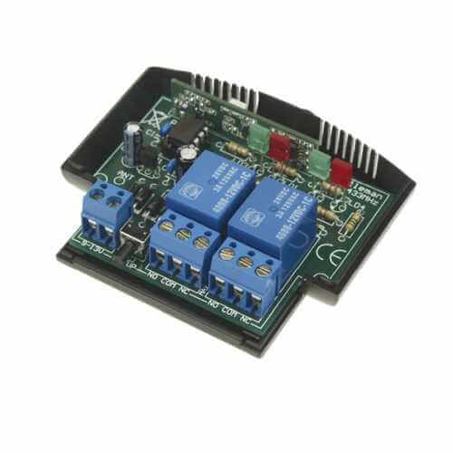 One Channel Dual Output RF Receiver Module