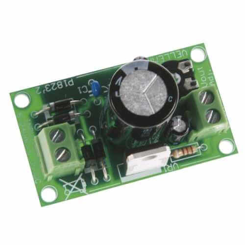 Velleman VM124 - 1.5-35V, 1A Regulated Variable Power Supply Module