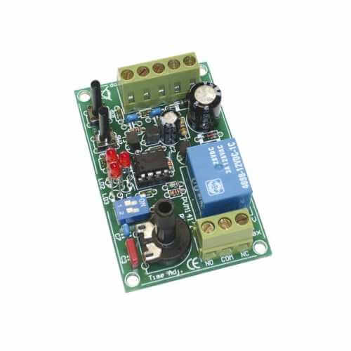 Velleman VM141 - Start/Stop Timer Module (1 Second to 60 Hours)