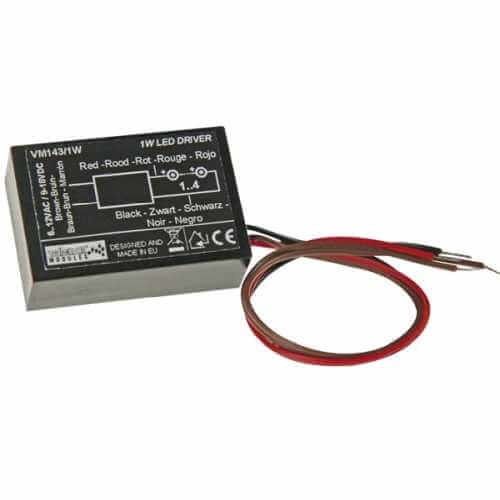 1W High Power Constant Current LED Driver Module