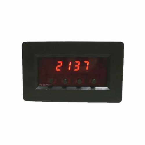 Up/Down Counter Panel Meter Module with Preset