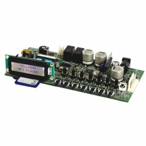 Velleman VM8095 - MP3 Player MODULE (with LCD Display)