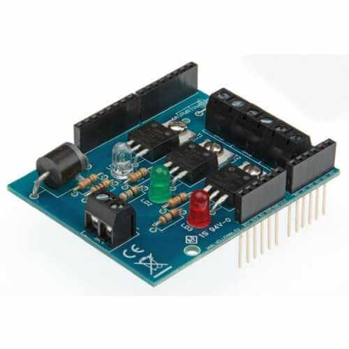 Velleman VMA11 | Assembled FM Radio Shield Module for