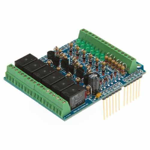Velleman VMA05 - Assembled I/O Shield for Arduino UNO