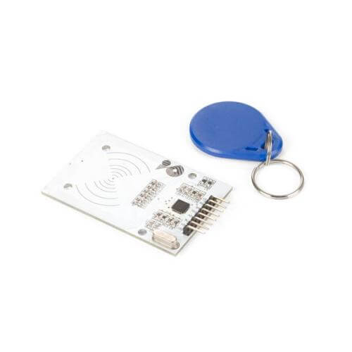 Velleman VMA405 - Arduino Compatible RFID Read/Write Module (with 2 tags)