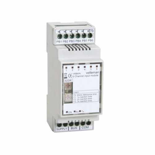 Velbus VMB6IN - 6-Channel Input Module