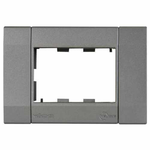 Velbus VMBFDG - Frame and Side Cover (Dark Grey)