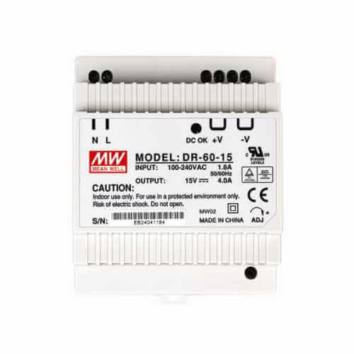 DIN Rail Switch Mode Power Supply Module