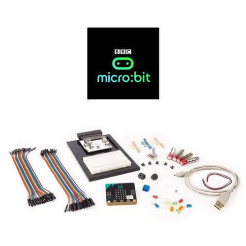 BBC Microbit & Advanced Experimenter Kit