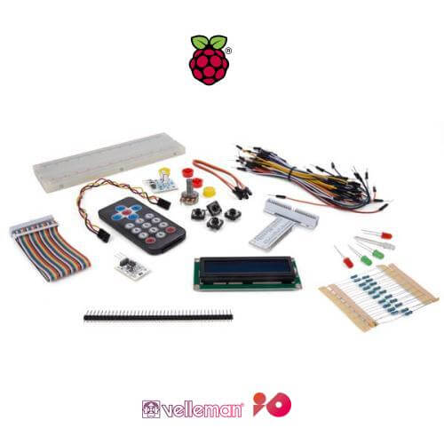 Velleman VMP500 - Raspberry Pi Electronic Parts Pack