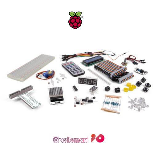 Velleman VMP502 - Raspberry Pi Basic Learning Kit