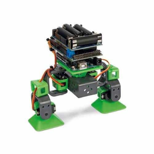 Velleman VR204 - Two Legged Allbot Kit