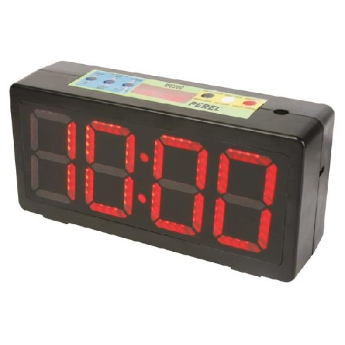 WC200 - Large Display Digital Timer - Chrono - Clock