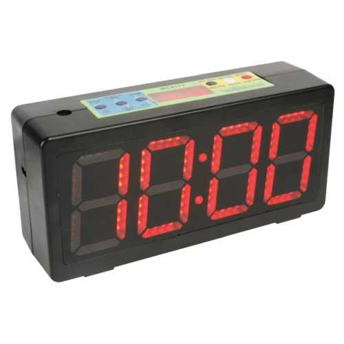 WC4171 - Large Display Digital Timer - Chrono - Clock