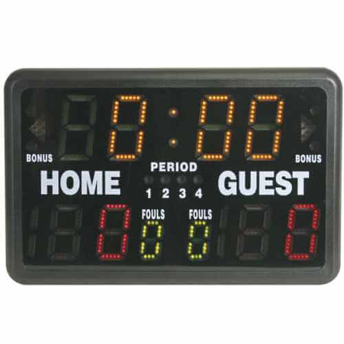 WT3116UK - Electronic Scoreboard / Sports Timer (UK Version)